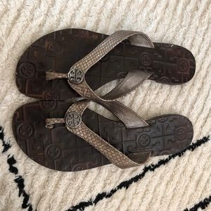 806331e399cd Tory Burch Flip Flop Sandals